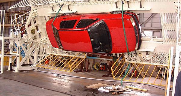 車両反転装置
